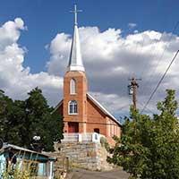 St. Augustine - Austin, Nevada