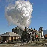 Northern Nevada Railway in Ely Nevada