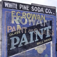 Murals in Ely Nevada