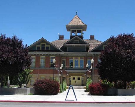 Joe Dini Information Center, Yerington Nevada